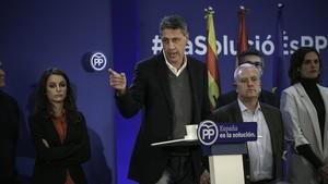 "Albiol fa ""autocrítica"" després de la patacada electoral"