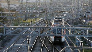 Adif arrenca el projecte de soterrar les vies de tren a l'Hospitalet de Llobregat