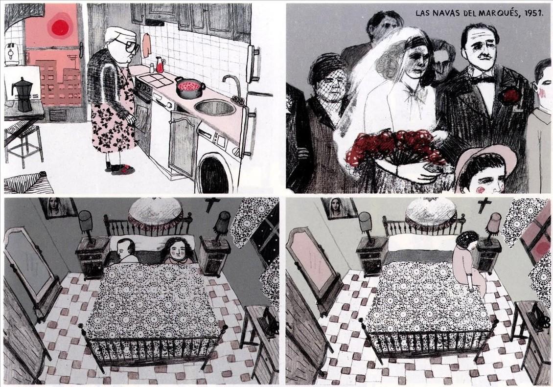 Un còmic rescata les dones invisibles del franquisme