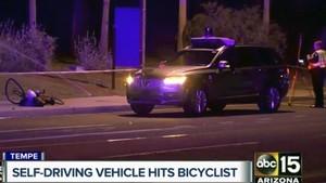 Una dona mor atropellada per un vehicle d'Uber sense conductor a Arizona