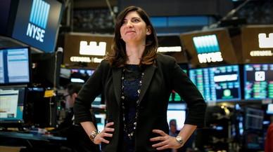 Una mujer dirigirá por primera vez la Bolsa de Nueva York