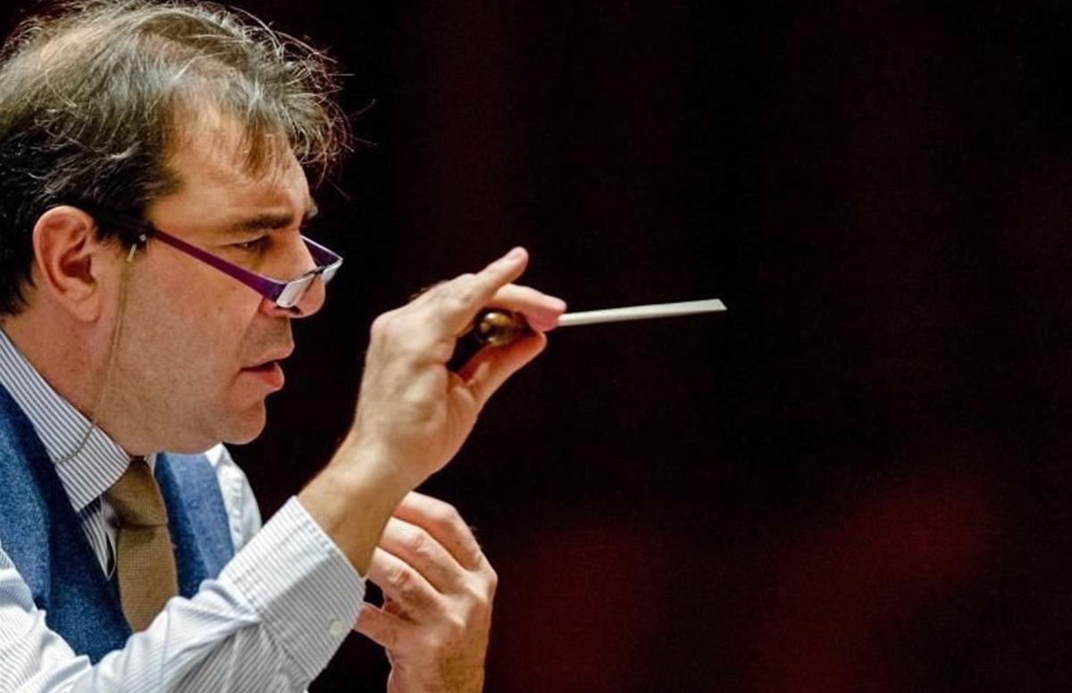 Daniele Gatti, ya exdirector de la Orquesta Real de Ámsterdam Concertgebow