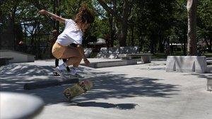 Les noies també són 'skaters'