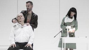 'El bramido de Düsseldorf', Sergio Blanco mata el pare per ressuscitar la ficció