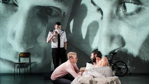 Una imagen de 'Im Herzen der Gewalt' (Al cor de la violència), dirigida por Thomas Ostermeier.