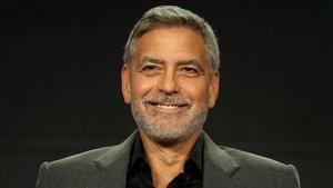 El actor y director George Clooney, el pasado mes de febrero.