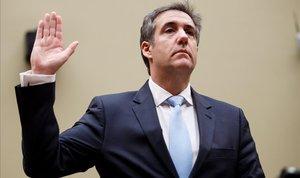 Cohen acusa Trump davant el Congrés de conducta criminal com a president