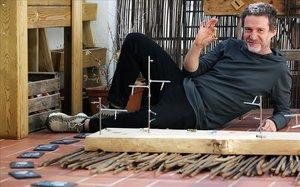 """Ferran Bosch: «La vida és massa interessant per fer només una cosa"""""""