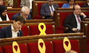 Fallida democràtica al Parlament