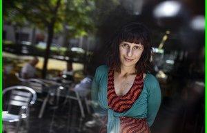 La socióloga Leticia Sabsay, en el Citilab de Cornellà.