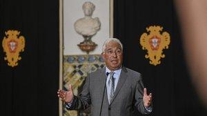 Costa governarà en solitari a Portugal