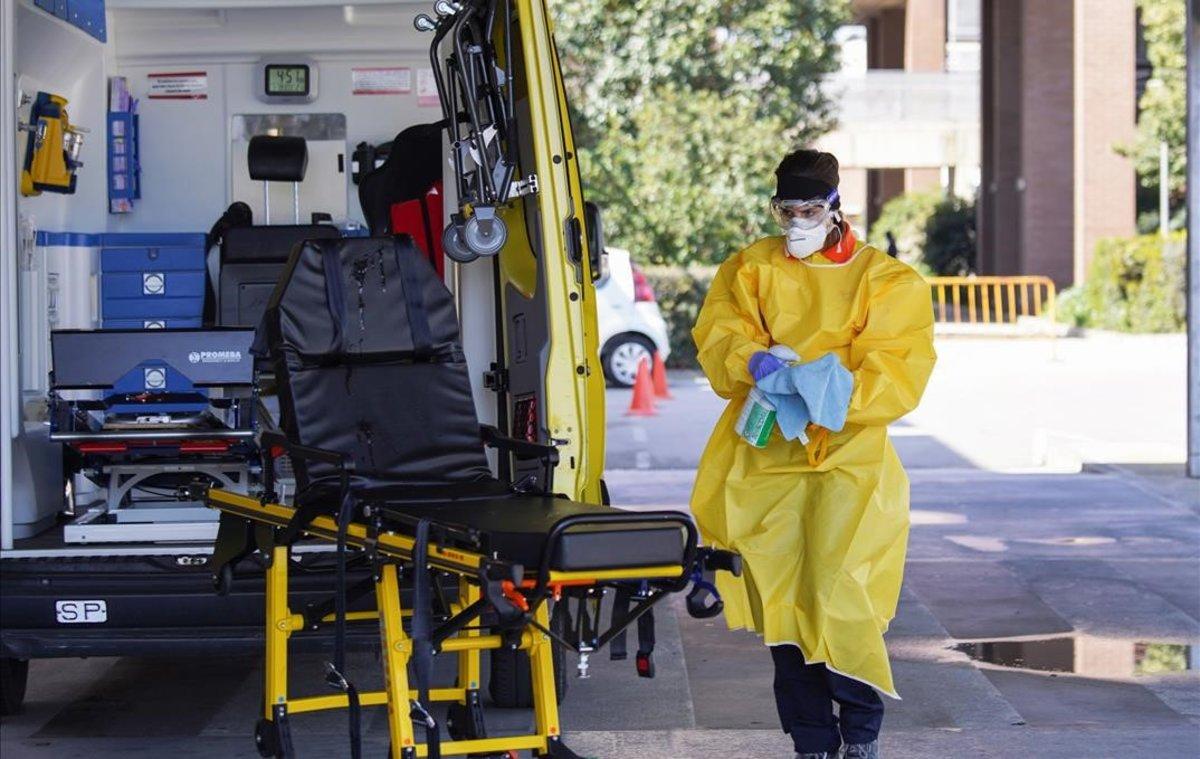 Més de 160 avis que vivien en residències han mort per coronavirus a Catalunya