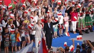 Polonia tendrá que esperar a la segunda vuelta