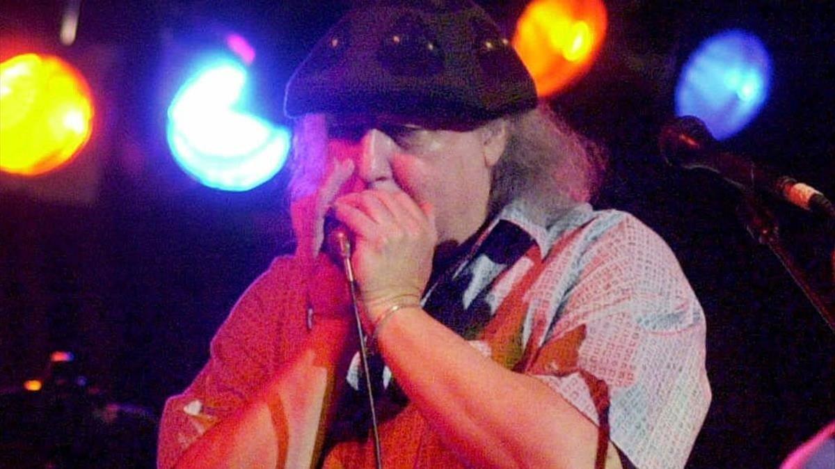Mor als 73 anys Peter Green, un dels fundadors de Fleetwood Mac
