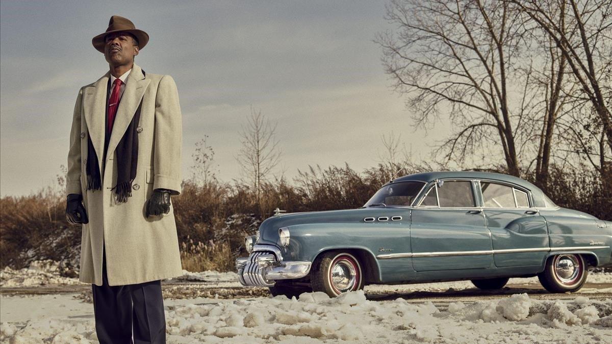 Chris Rock en la cuarta temporada de 'Fargo'.