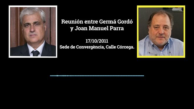 Germà Gordó va manipular pagaments il·legals d'empresaris a Convergència