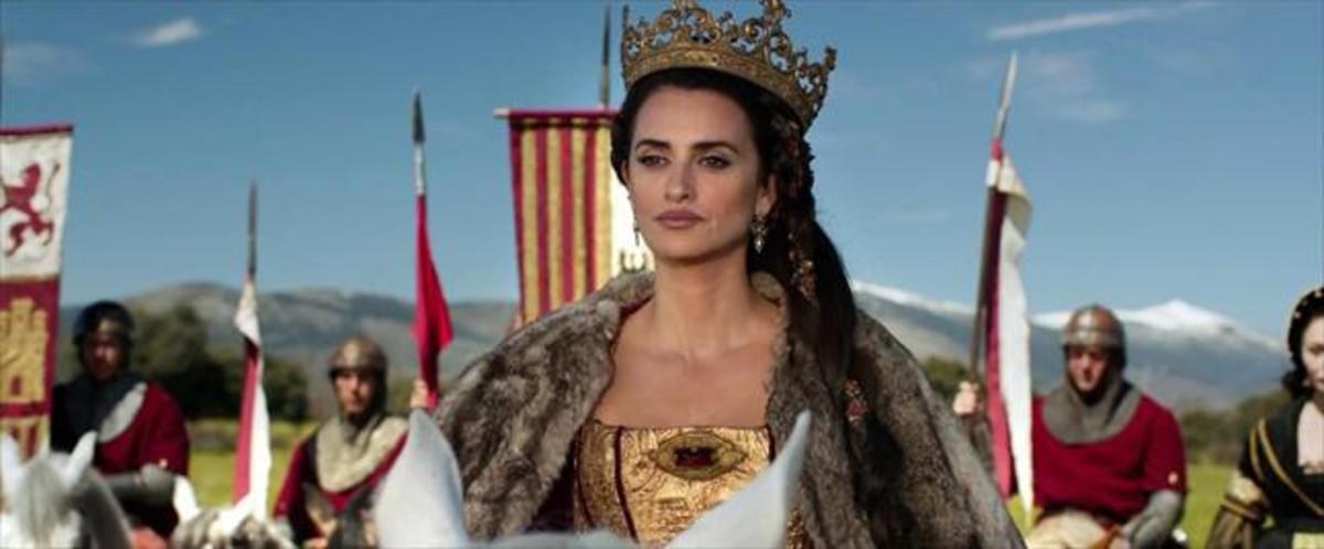 PRÓXIMO ESTRENO. De la mano de Fernando Trueba, Penélope Cruz vuelve a ser Macarena Granada en La reina de España, continuación de La niña de tus ojos.