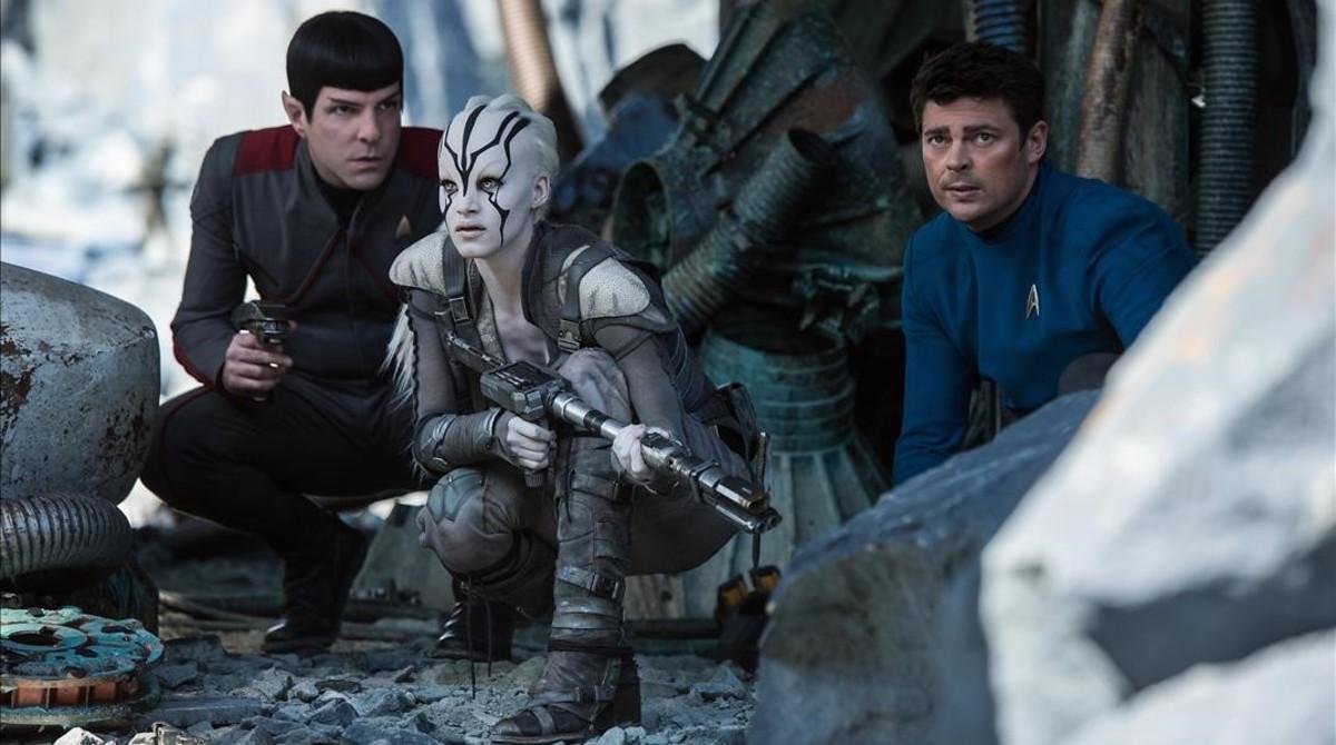 'Star Trek: Más allá'.