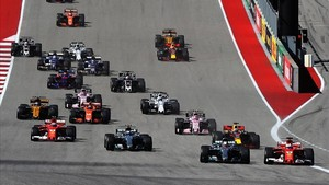 La Fórmula 1 llega a México