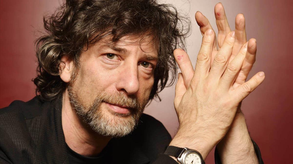 Neil Gaiman.
