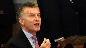 zentauroepp41388564 argentina s president mauricio macri speaks during the lunch171223102147