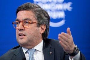 El presidente del Banco Interamericano de Desarrollo (BID), el colombiano Luis Alberto Moreno.