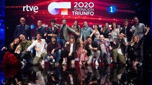 El equipo de profesionales de 'OT 2020' que aparece en pantalla.