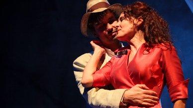 Silvia Marsó brilla experimentando una montaña rusa de emociones en el drama '24 hores de la vida d'una dona'