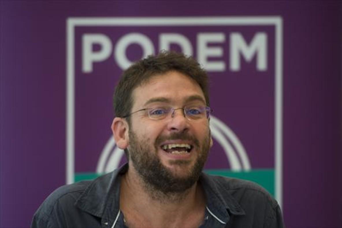 Albano Dante Fachin, tras conocerse el resultado de las primarias.