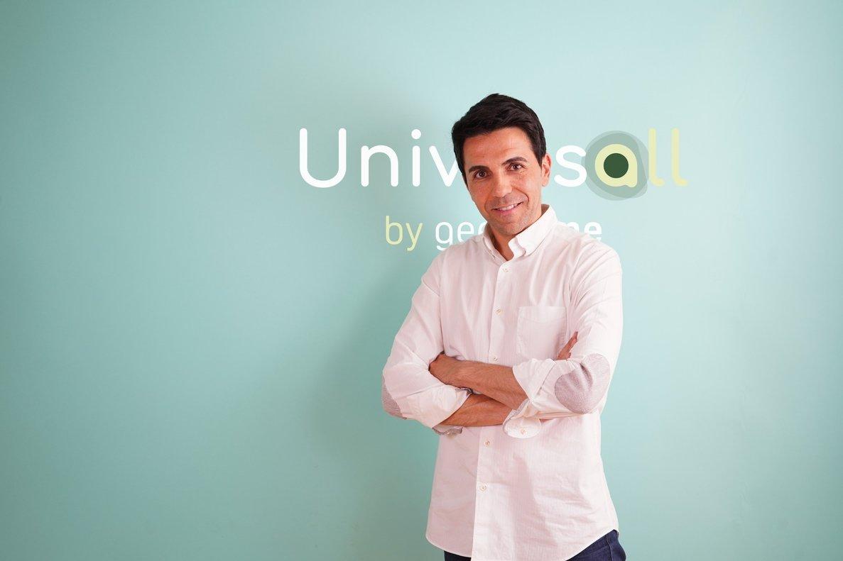 Ángel Sánchez Díaz, cofundador de Geeksme