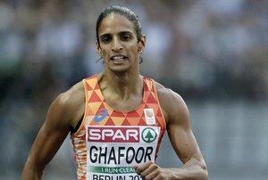 Madiea Ghafoor, en un imagen de archivo.