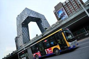Pekín implementará los autobuses autónomos en sus calles, especialmente en zonas turísticas.