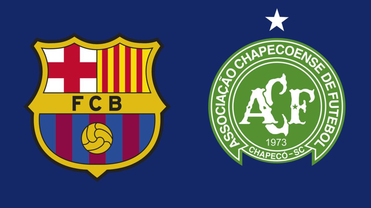 El Barça disputará el Gamper contra el Chapecoense el 7 de agosto
