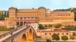El Camino Ignaciano finaliza en Manresa, donde San Ignacio encontró la inspiración para fundar la Compañía de Jesús, cuyos miembros son conocidos como jesuitas