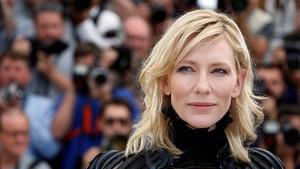 Cate Blanchett, en el festival de Cannes del 2015.