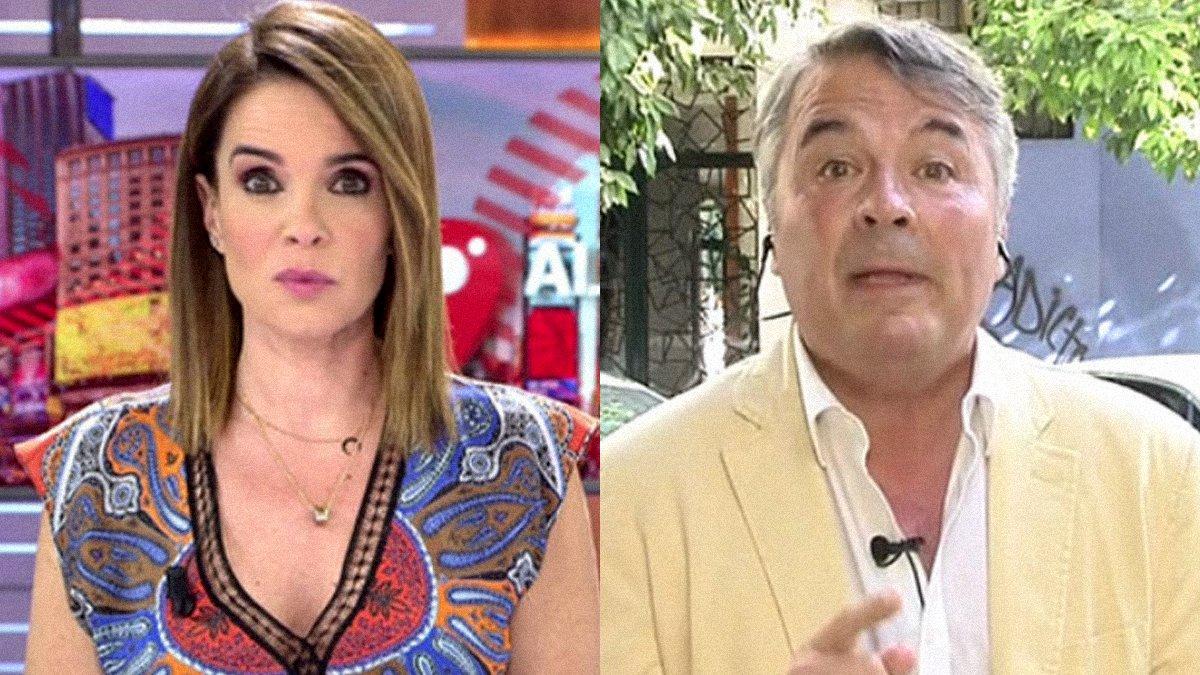 """El enfrentamiento de Carme Chaparro con el abogado de La Manada: """"No me falte al respeto"""""""