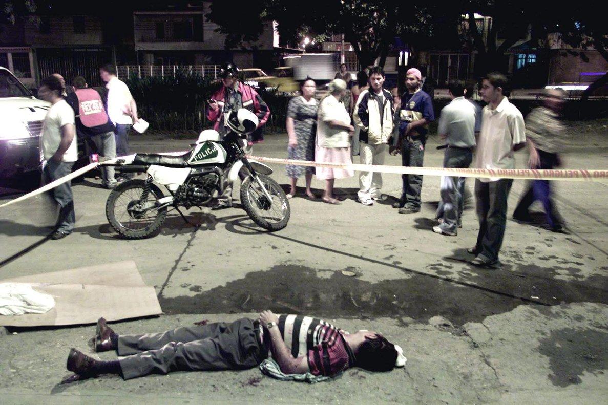 Asesinatos enColombia.