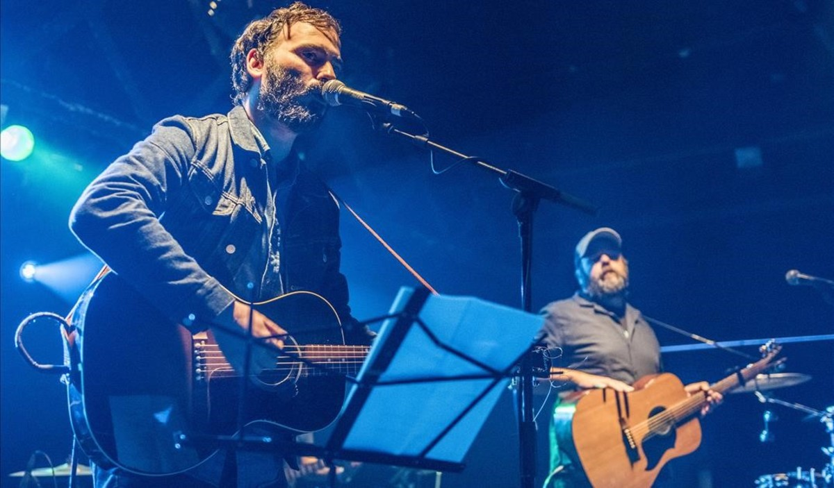Concierto de The New Raemon y McEnroe en la Sala Razzmatazz, el 9 de diciembre.
