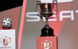 Sorteo de octavos de Copa del Rey 2019-2020, en directo