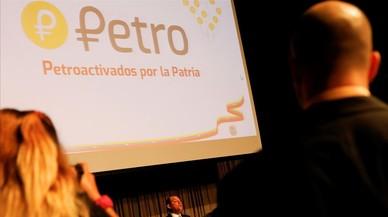 Maduro lanza el 'petro', criptomoneda para hacer frente a la crisis