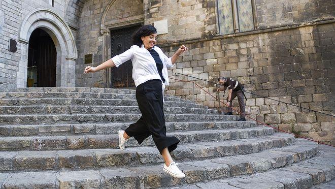 La dramaturga Daniela de Vecchi escoge la plaza del Rey para nuestro museo imaginario.
