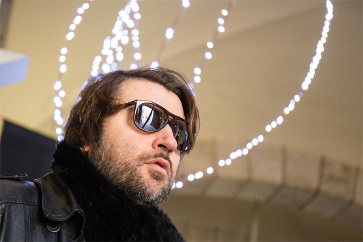 El director de cine Albert Serra.