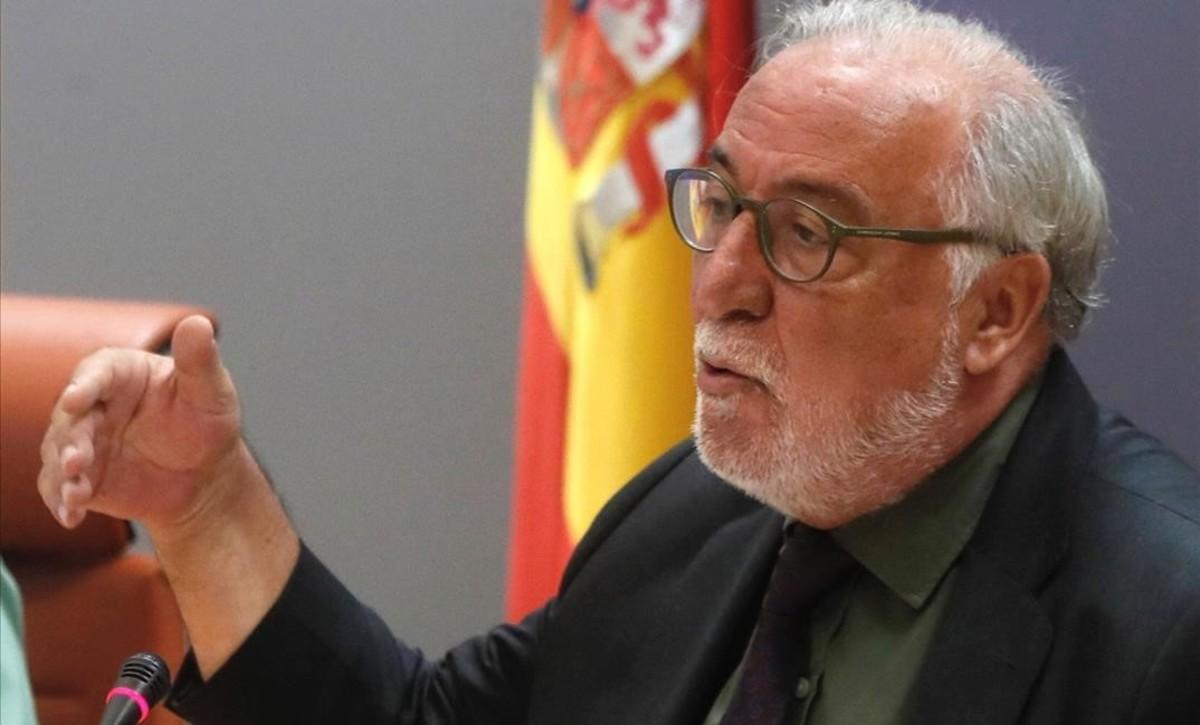 El director general de Tráfico, Pere Navarro.