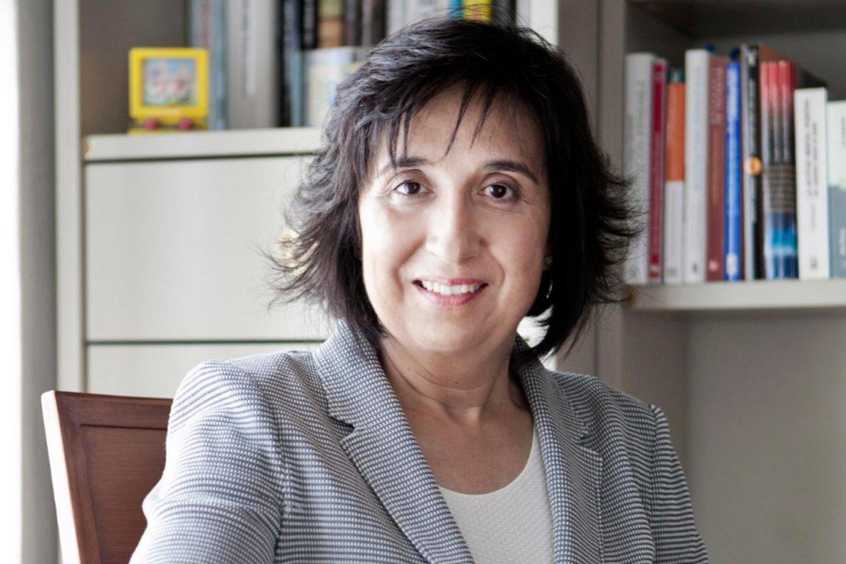 Emma Fernández, vicepresidenta de la Fundación ASTI
