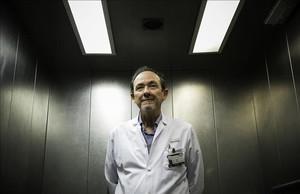 Ángel Chamorro, neurólogo responsable de la unidad de atención del ictus en el Hospital Clínic