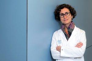 La doctora Teresa Macarulla, investigadora que ha liderado la investigación del VHIO sobre el cáncer de páncreas.