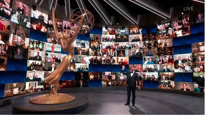 Els Emmy són de 'Schitt's Creek', 'Succession' i 'Watchmen'