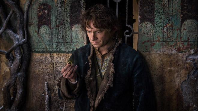 Estrenos de la semana. Tráiler de El Hobbit: La batalla de los cinco ejércitos (2014).
