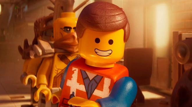 Estrenos de la semana. Tráiler de La Lego película2 (2019)