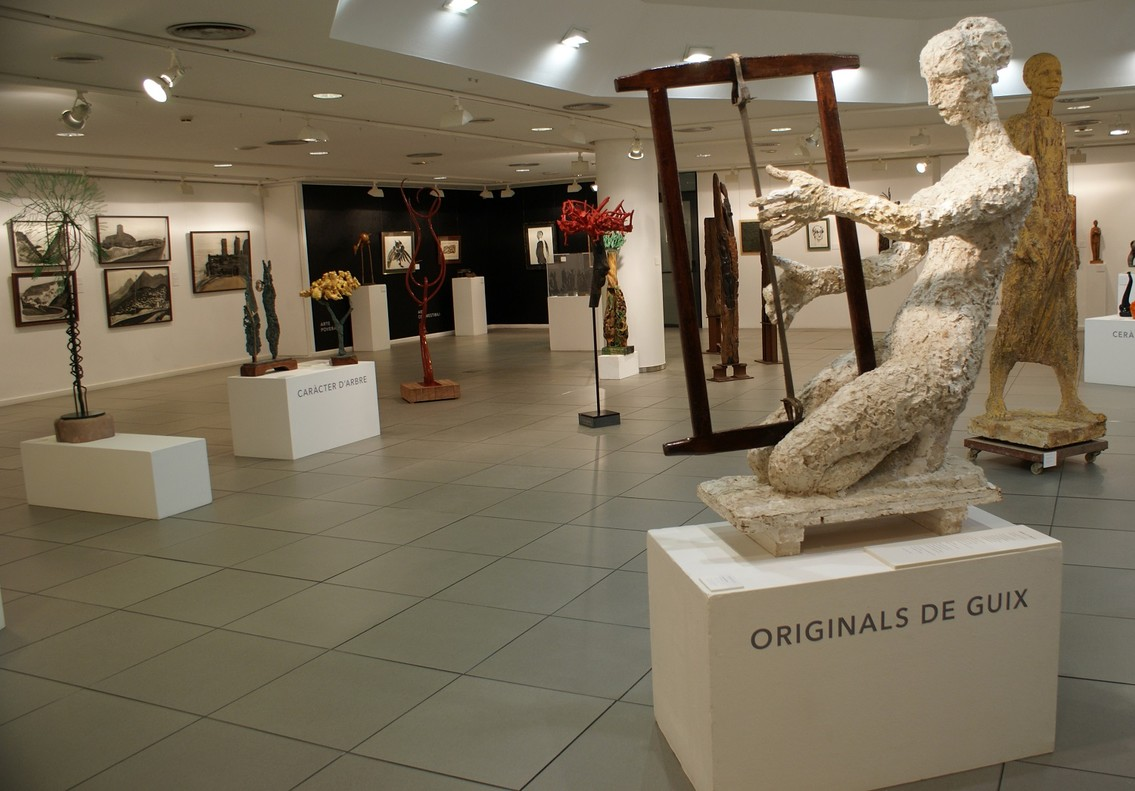 Exposición Manuel Cusachs. Exposició retrospectiva (1947-2017) en Mataró.